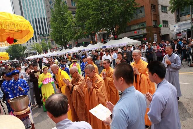 Chùm ảnh: Trải nghiệm Văn hóa Phật giáo Quốc tế 2018