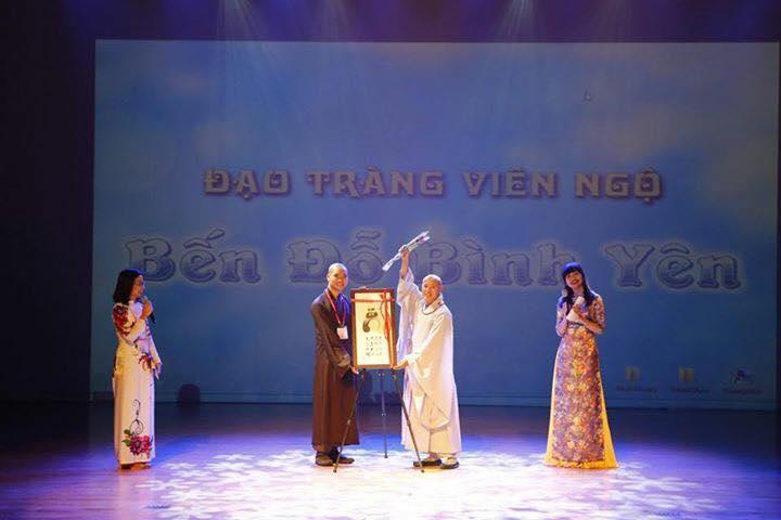Chương trình ca nhạc gây quỹ xây chùa Việt tại Hàn Quốc