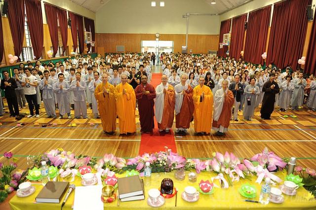 Lễ Vu lan của Phật tử Việt tại Hàn Quốc