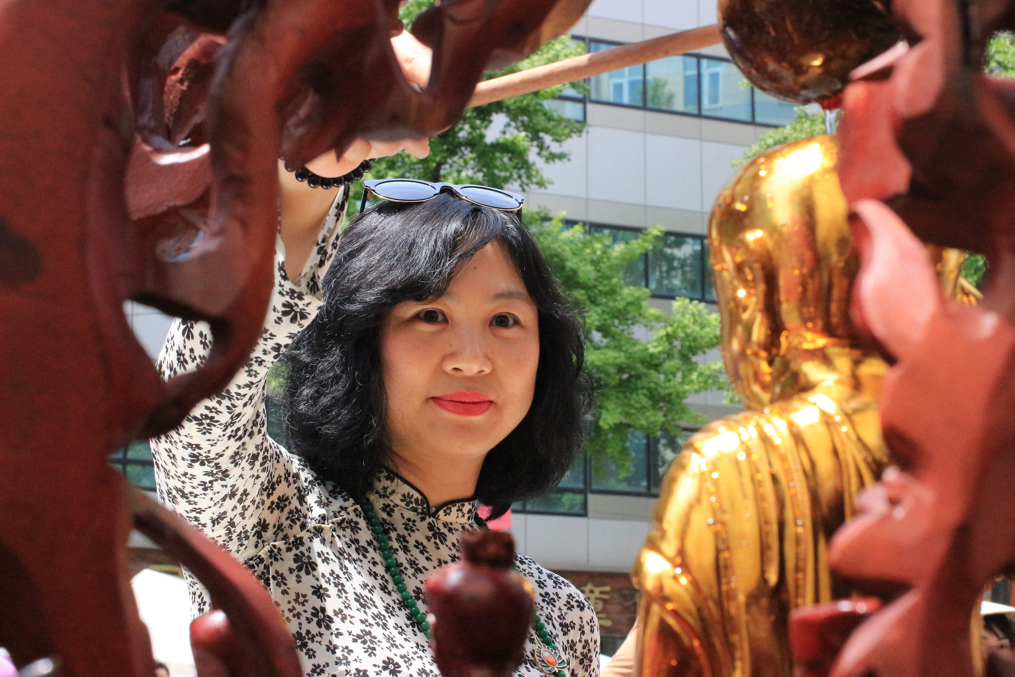 Đại Lễ Phật Đản 2017 Tại Suwon - Seoul